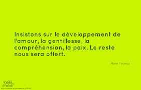 gentillesse citation