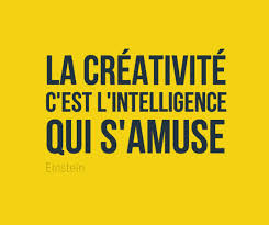 creativite intelligence qui s amuse