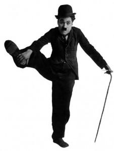 Chaplin from Charlie Chaplin's One-man Show, Kamin D, p34