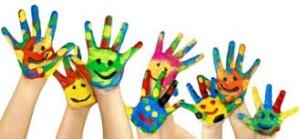 creativité mains